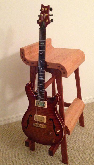 Guitar Playing Stool & Guitar Playing Stool | Woodworking | Pinterest | Guitars Stools ... islam-shia.org