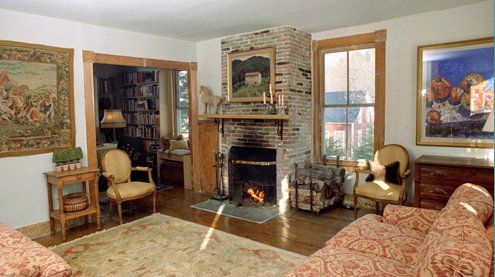 Romantic Inn A Barnard Vermont Bed And Breakfast Bed And