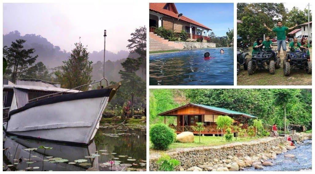Paling Hits 30 Pemandangan Indah Rumah Kampung 10 Tempat Penginapan Homestay Menarik Di Janda Baik Tak Sampai Download Belajar Di 2020 Pemandangan Tuscany Rumah