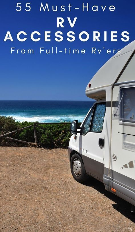 55 RV Accessories must-haves from fulltime RV'ers