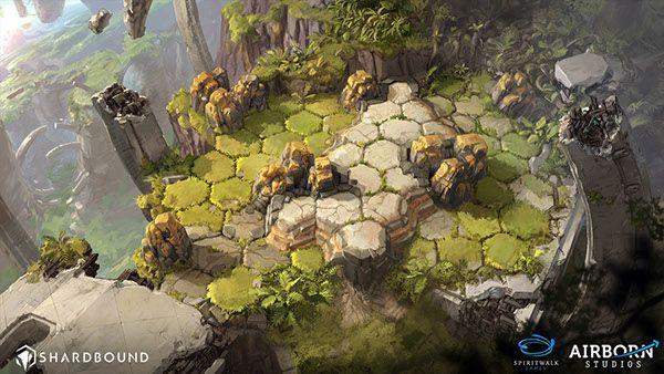 Shardbound Spiritwalk Games Look Development In 2019