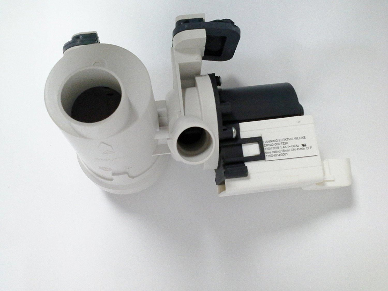 whirlpool duet water pump replacement