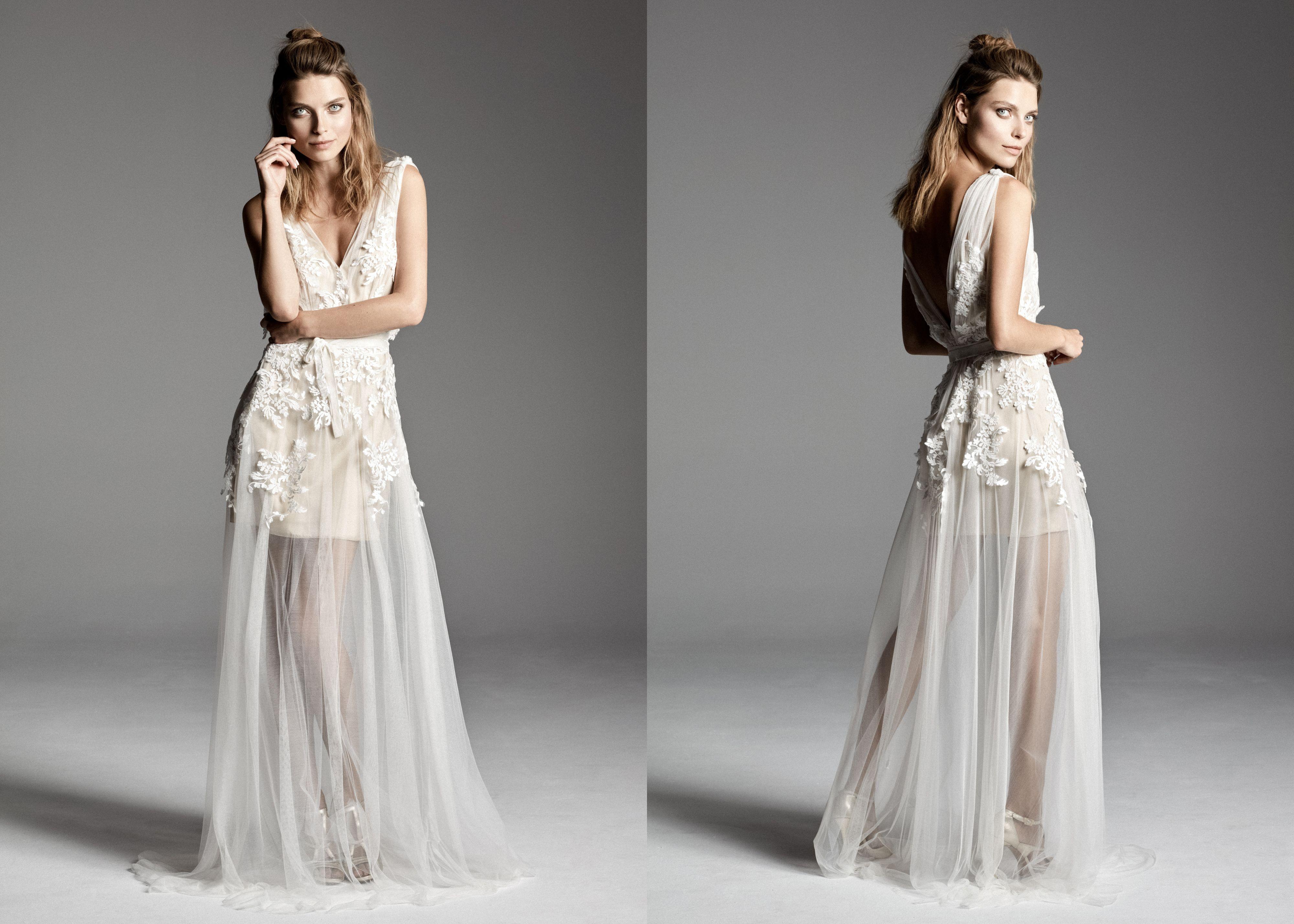 Be Bonny Agata Wojtkiewicz Atelier Nowoczesne Suknie Slubne Lodz Sleeveless Formal Dress Dresses Formal Dresses