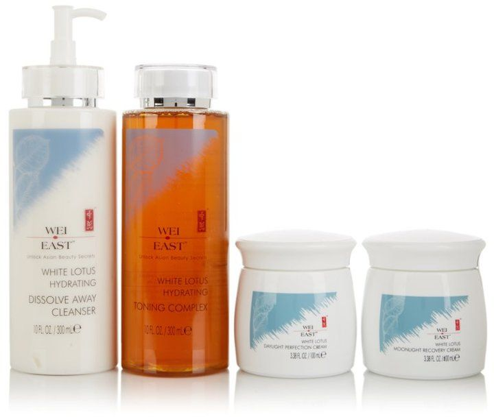 Wei East White Lotus Hydration Double Up Kit