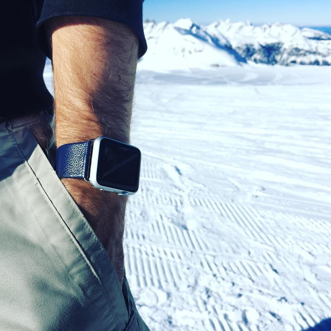 Poslednej generácii Apple Watch zima neškodí - svetapple.sk