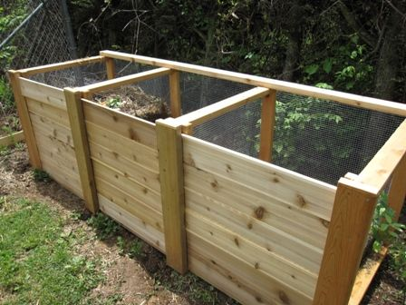 The best compost bin ever | Composting, Third and Gardens