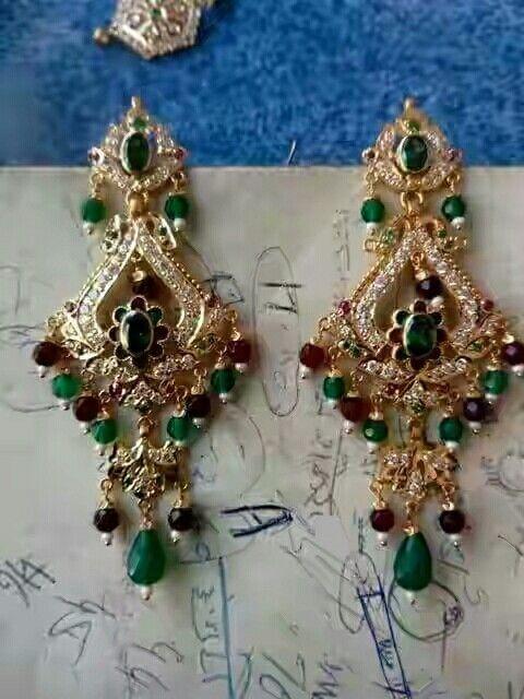 Rajputi Jewellery Earings By Kuldeep Singh Rajputi Jewellery