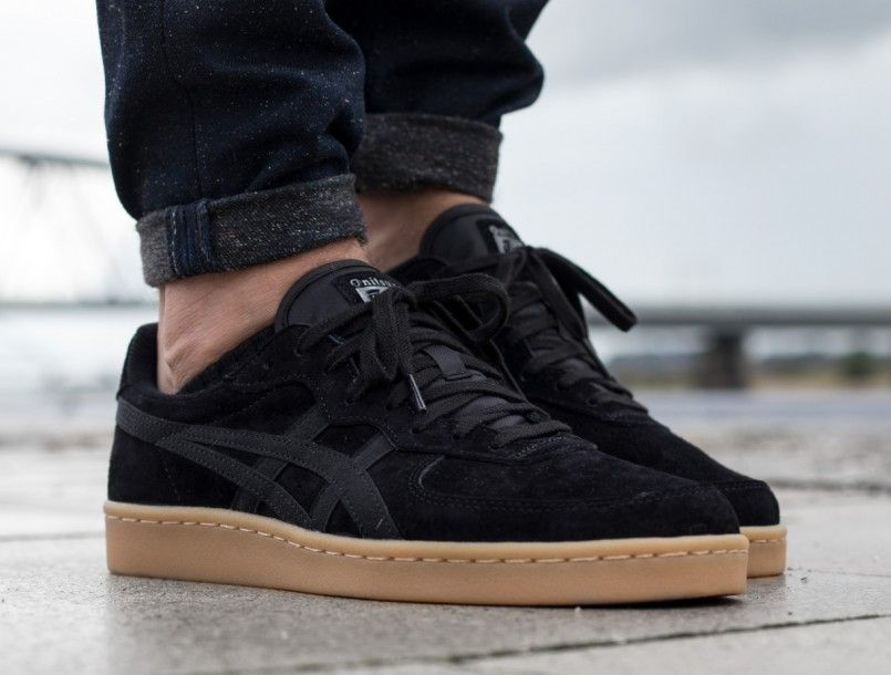Asics Onitsuka Tiger GSM black | BijSMAAK.com | Dream Kicks in 2019 ...