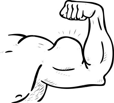 Big Muscle The Sexy Cynic Pinterest Bicep Muscle Muscles And