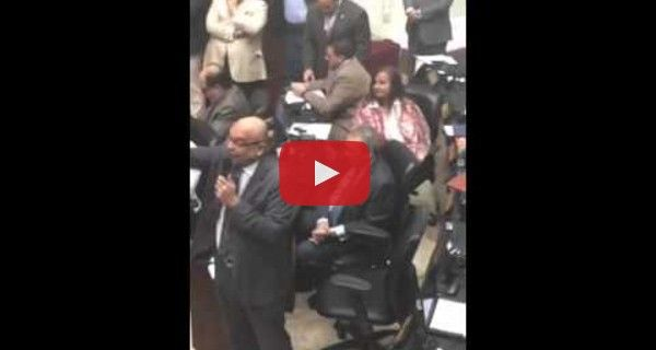 [VIDEO] NARCOSOBRINOS, CARTEL DE LOS SOLES, ANDORRA: Demoledora intervención del diputado Julio Montoya en la Asamblea