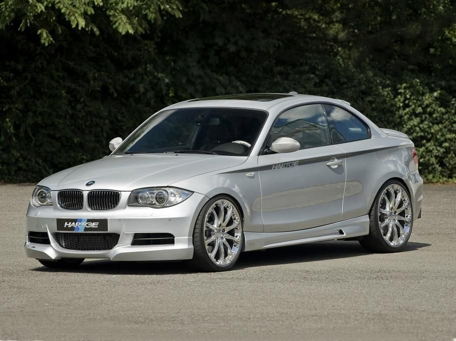 Hartge Bmw 135i Coupe Picture 9052 Bmw Bmw Wallpapers Twin Turbo
