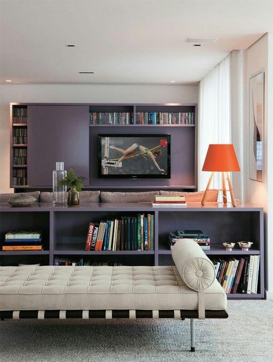 Imagem1 Com Imagens Home Salas De Tv Salas Pequenas