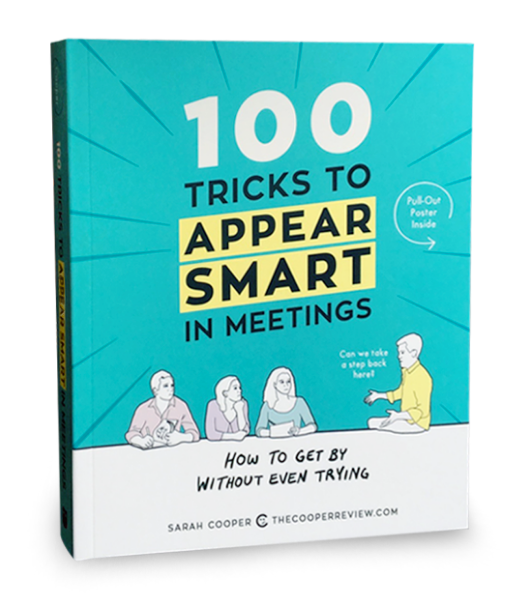 100 Tricks to Appear Smart in Meetings  How to get by without even trying https://t.co/3EWtvKFMMZ #Startups #Digi https://t.co/Biq6Q2ZFJg