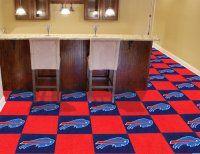 Buffalo Bills Team Carpet Tiles. $179.99 Only.