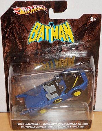 Batman Escala 1:50 - Hot Wheels