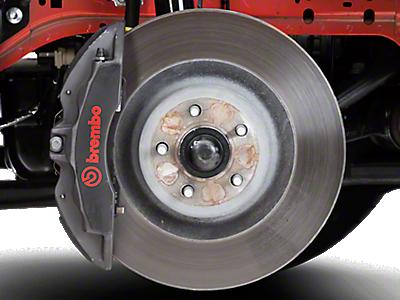 Brembo 6 Piston Mustang Brake Upgrade Kit