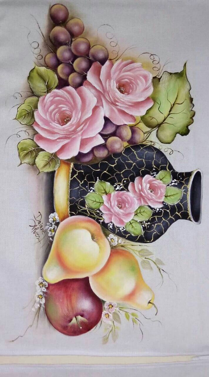 pin by jorgelina saravia on manteles pinterest fabric painting rh pinterest ca