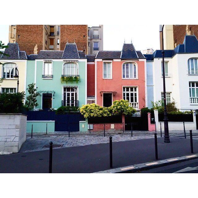Maisonnettes mignonnettes  #paris13