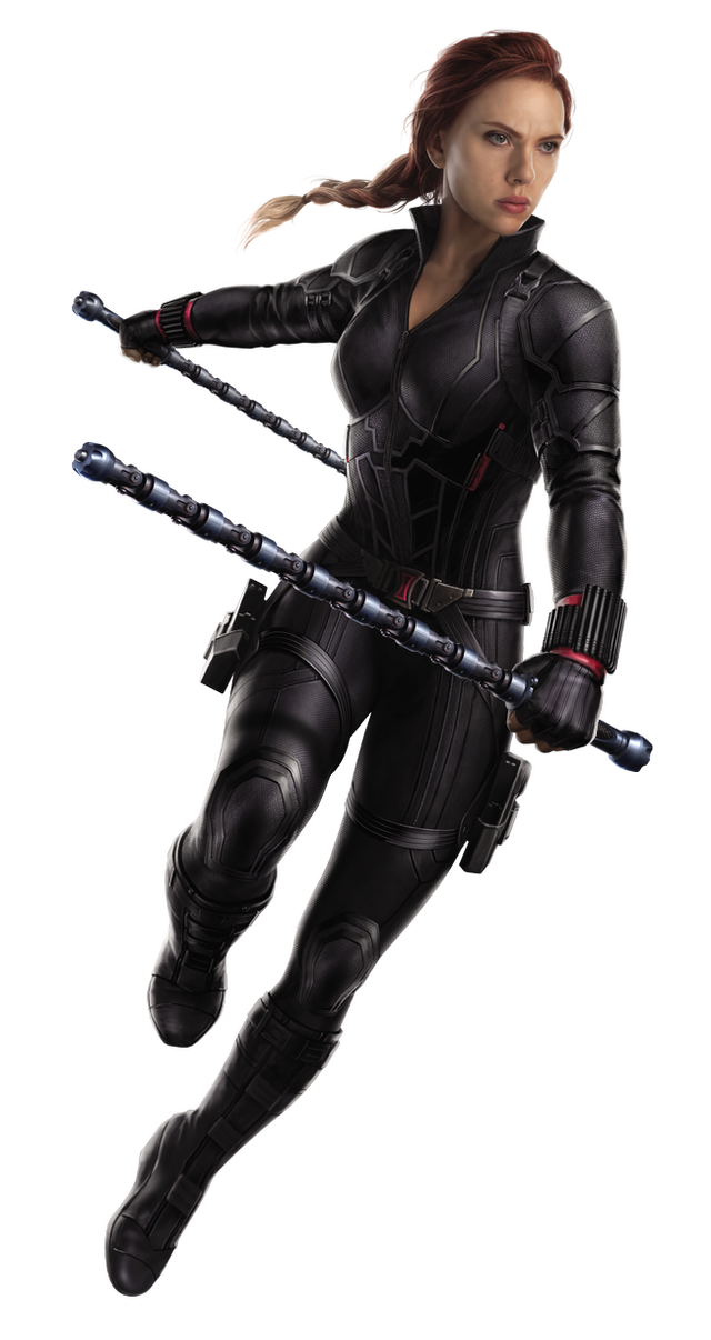 Black Widow Didn T Use Her Batons At All In Endgame Despite Having Used Them In Every Movie She S Been In Black Widow Avengers Black Widow Marvel Black Widow