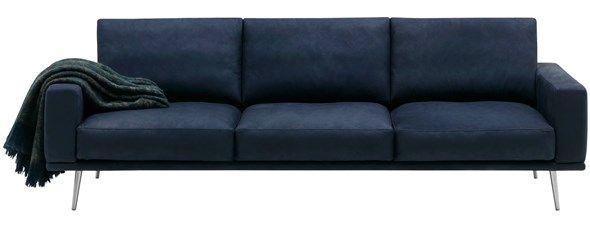 Modern 3 Seater Sofas Quality From Boconcept Boconcept