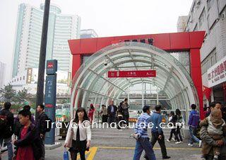 Xian Metro Xi An Beijing Subway Map Beijing Subway