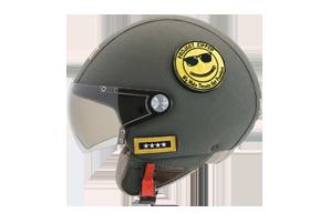 Bad ass helmet