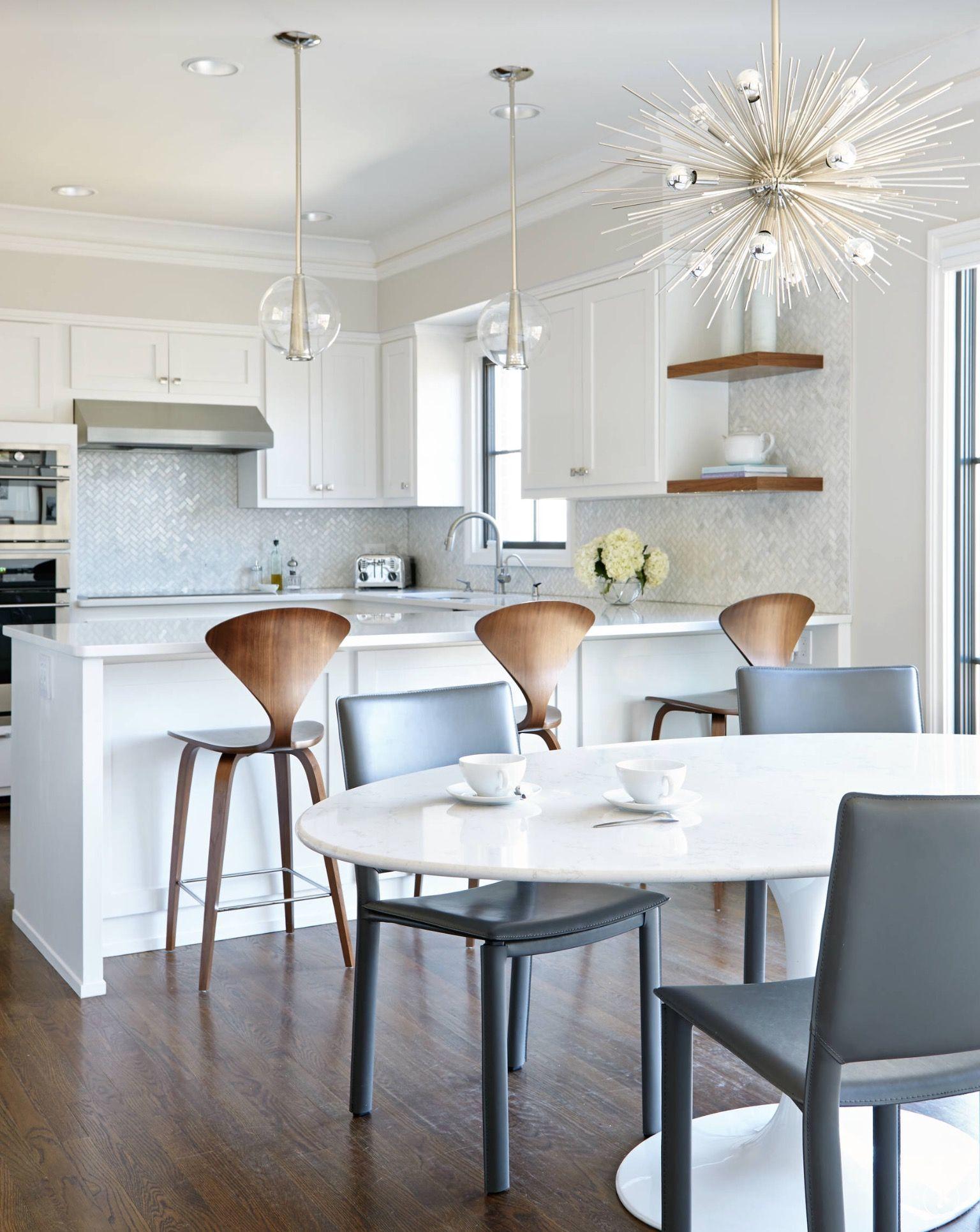 Pin von Dalia Ferguson auf White Kitchen | Pinterest