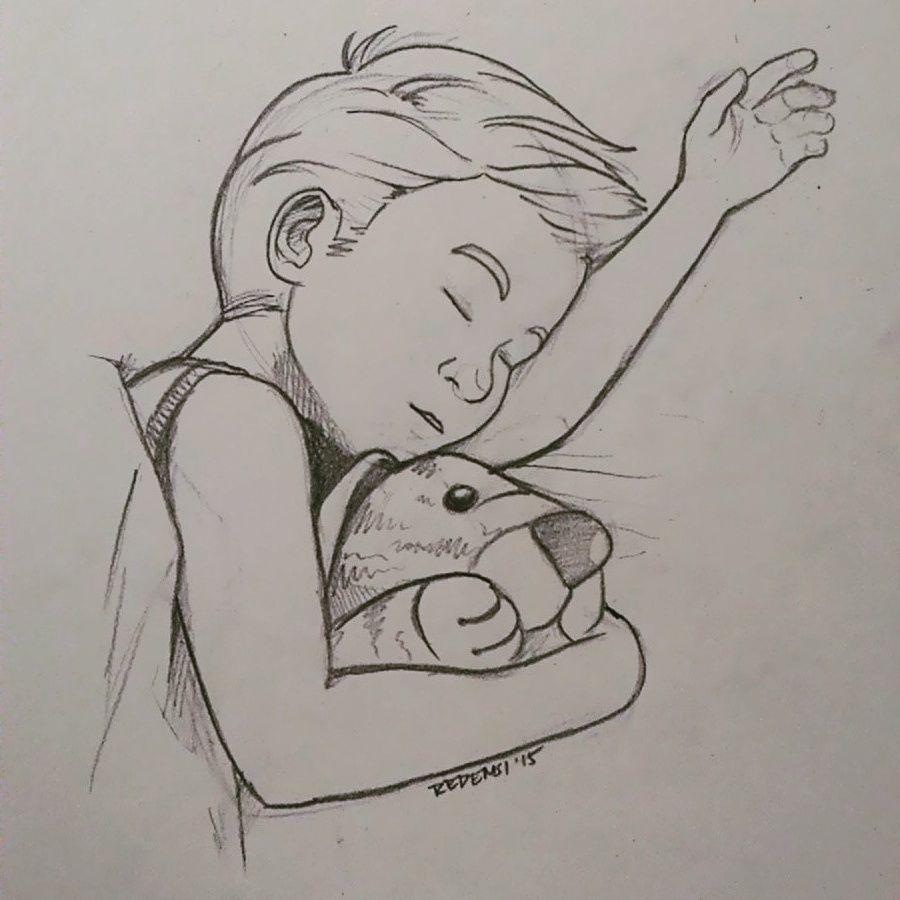 Redemsi My Teddy Bear Drawings