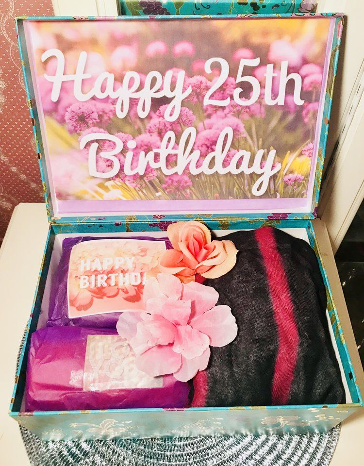 25th Birthday Gift Ideas For Daughter 2021
