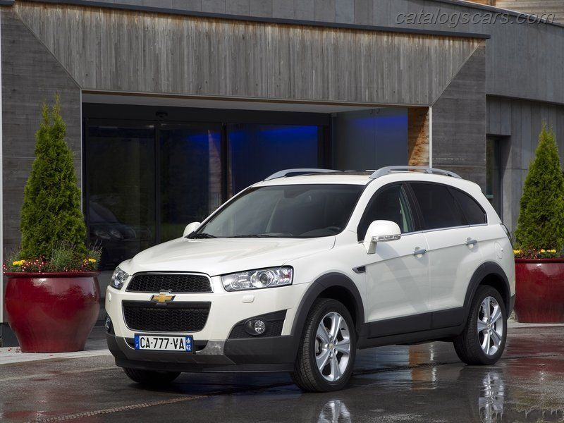 Chevrolet Captiva 2013 Aac Chevrolet Captiva Chevrolet Car Pictures