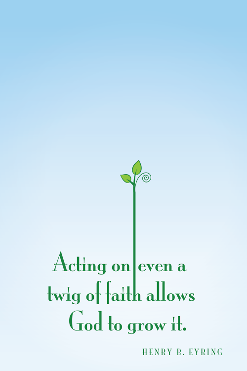 Lds Quotes On Faith Impressive Great Lds Quotes  Lds  Pinterest  General Conference Churches