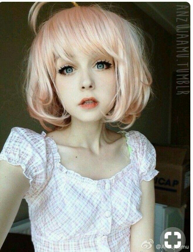Ohh...she is thin... | Kawaii cosplay, Cute cosplay ...