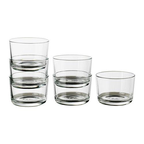 IKEA 365+ Glas IKEA Kan også bruges til varme drikke, dog højst 80 grader.