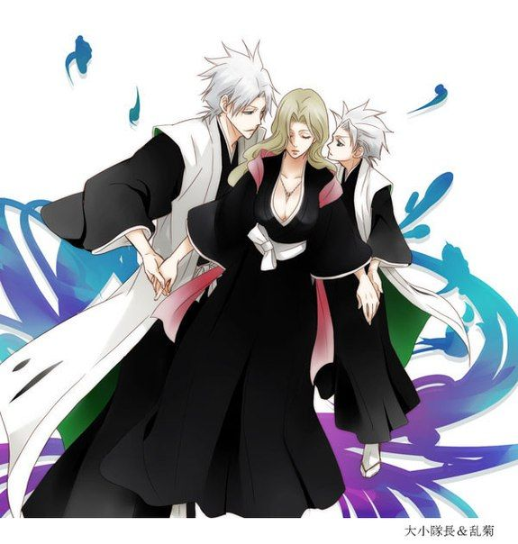 hitsugaya and matsumoto relationship counseling