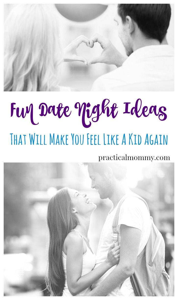 Fun Date Night Ideas That Will Make You Feel Like A Kid Again ...