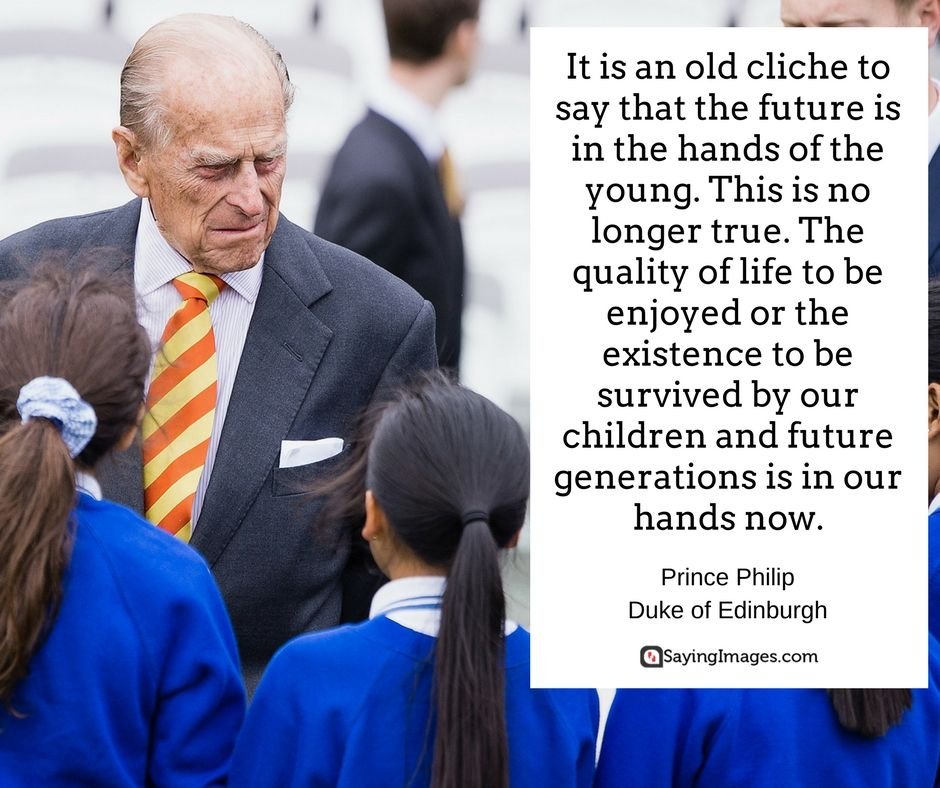 Prince Philip Quotes Unique Prince Philip Quotes His Famous Comments And Clangers  Prince Philip Design Decoration