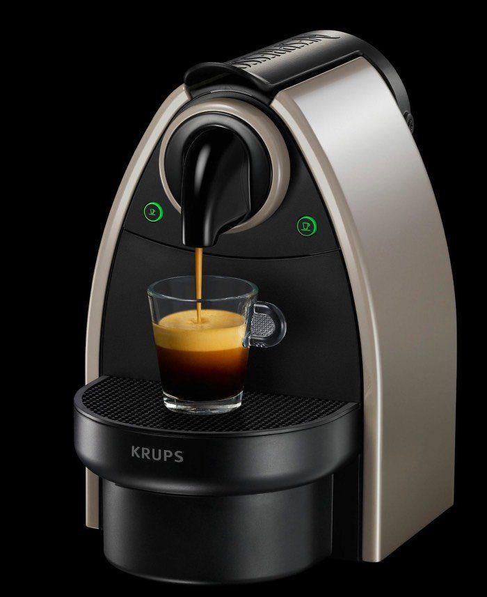 KRUPS XN2140 Earth - Cafetera de cápsulas Nespresso - Opinión ...