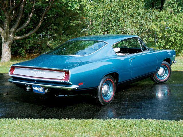 1969 Plymouth Barracuda | The Best of CarGurus Photos