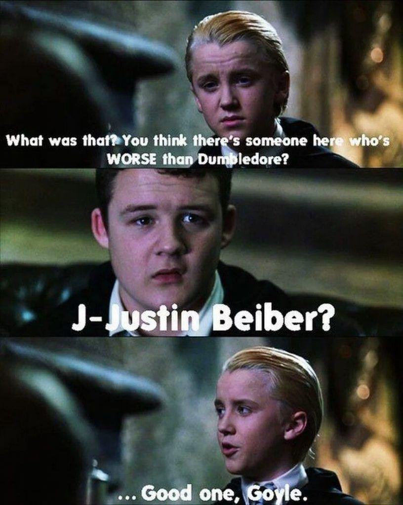 20 Harry Potter Draco Malfoy Funny Memes Harry Potter Jokes Harry Potter Quotes Funny Harry Potter Funny