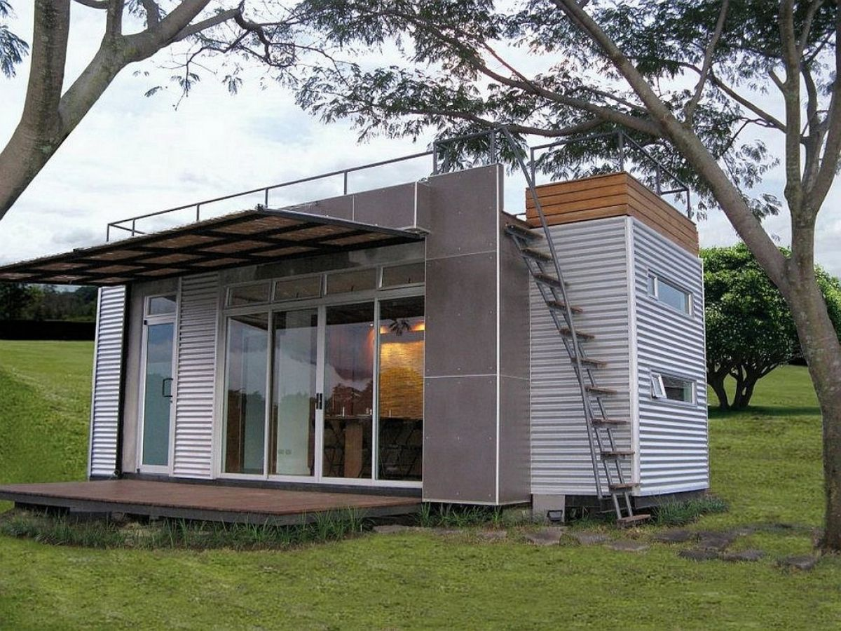 House Made Out Of Shipping Containers In Houses Made Out Of ..
