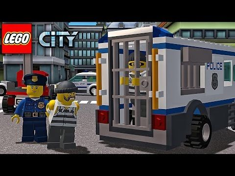 LEGO Juniors Quests | Police Lego Game | App Game For Children ...