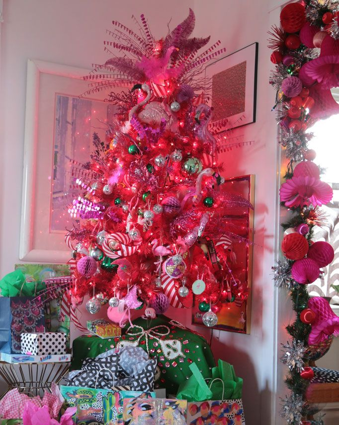 Discover ideas about Bird Ornaments. Oh Flamingo Tree ... - Pin By Sasha Guerra On Christmas Trees Pinterest Flamingo
