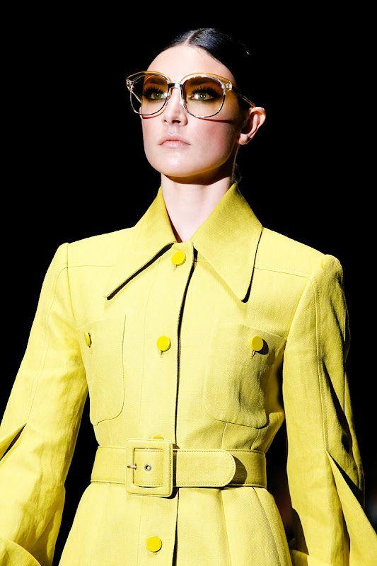 Lyst - Gucci Optyl Oversized Square Sunglasses in Black |Gucci Sunglasses Women 2013