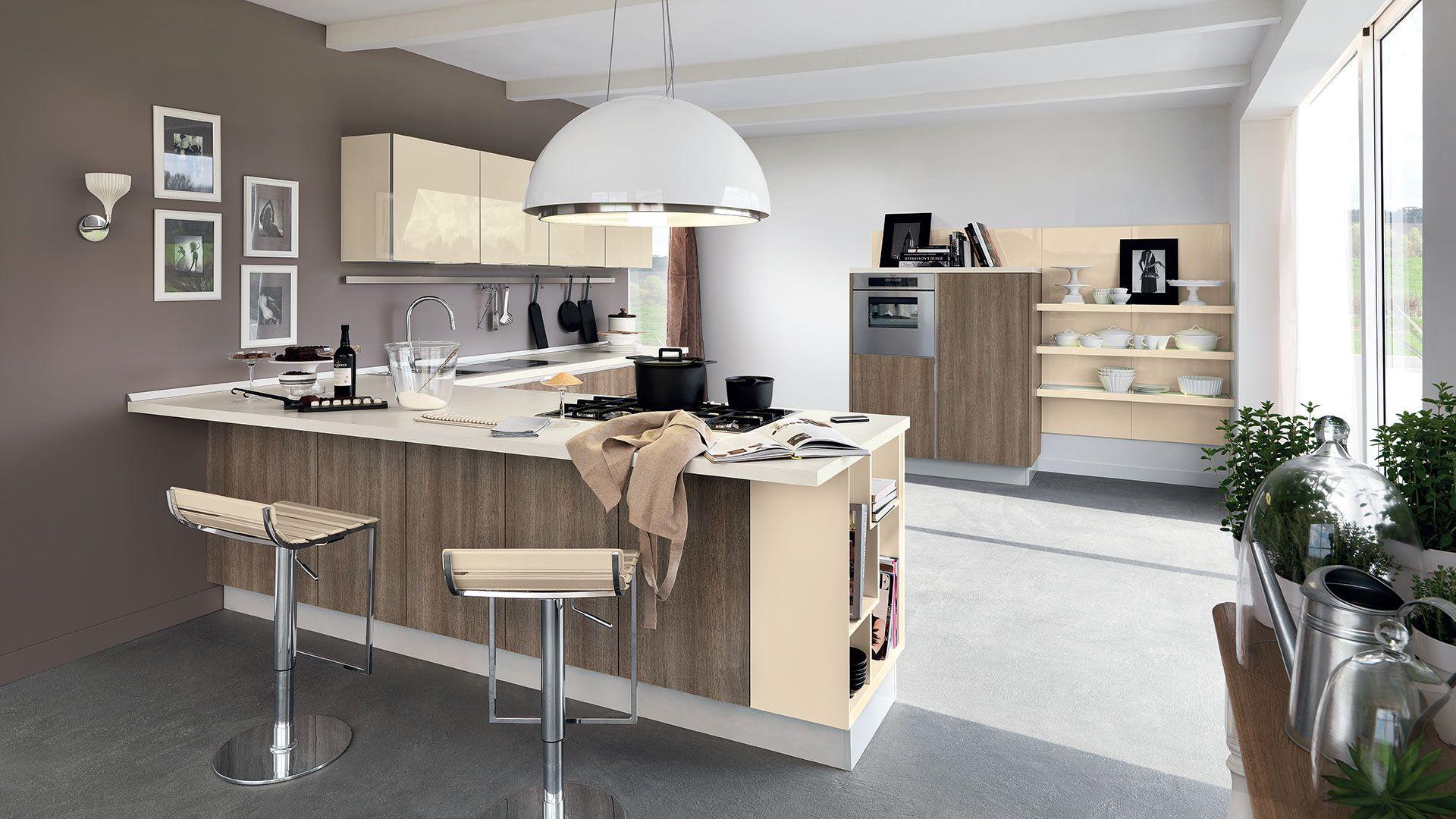 Essenza - Cucine Moderne - Cucine Lube | Cucine moderne ...