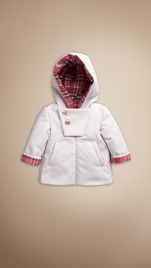burberry hoodie kids pink