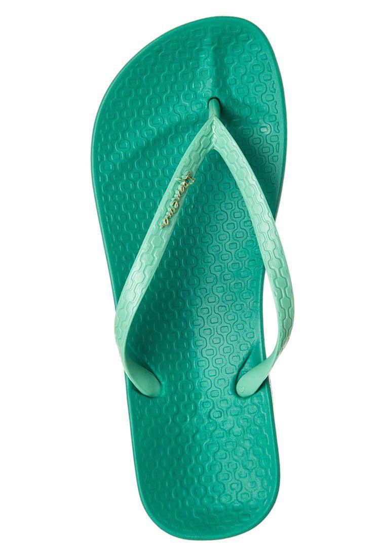 discountwinkel Officiële Website exclusieve schoenen TAN - Teensandalen - grün @ Zalando.nl 🛒 | Shoes Shoes ...