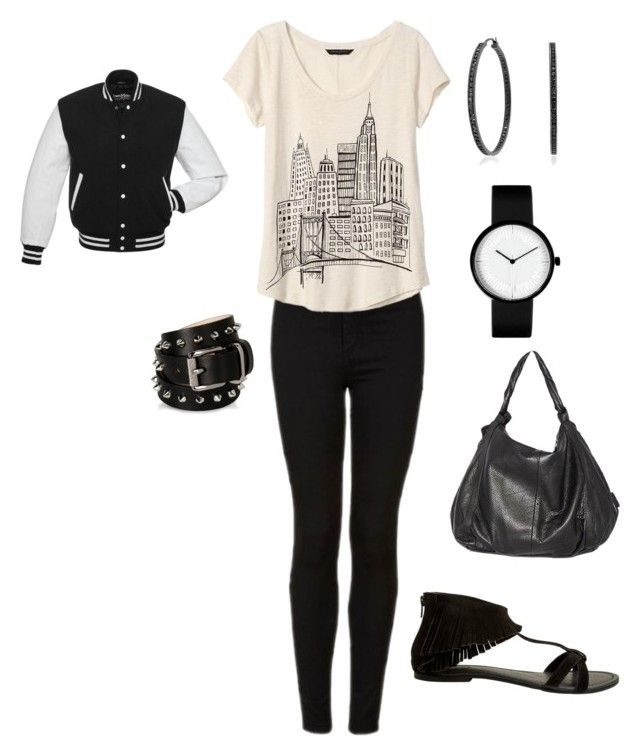 """""""10"""" by michelle-r-headrick on Polyvore featuring Topshop, Banana Republic, Seychelles, Bling Jewelry, Splendid and Barbara Bui"""