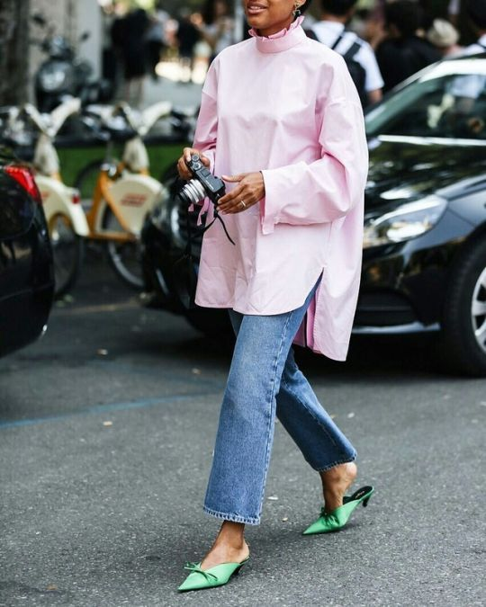 Satin Shoes to Wear From Day to Night