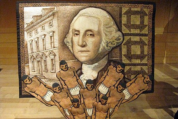 "george washingtons view on slavery in america ""george washington's ideas about slavery changed  descriptions written by the many guests hosted by the washingtons,  early nineteenth-century america was."