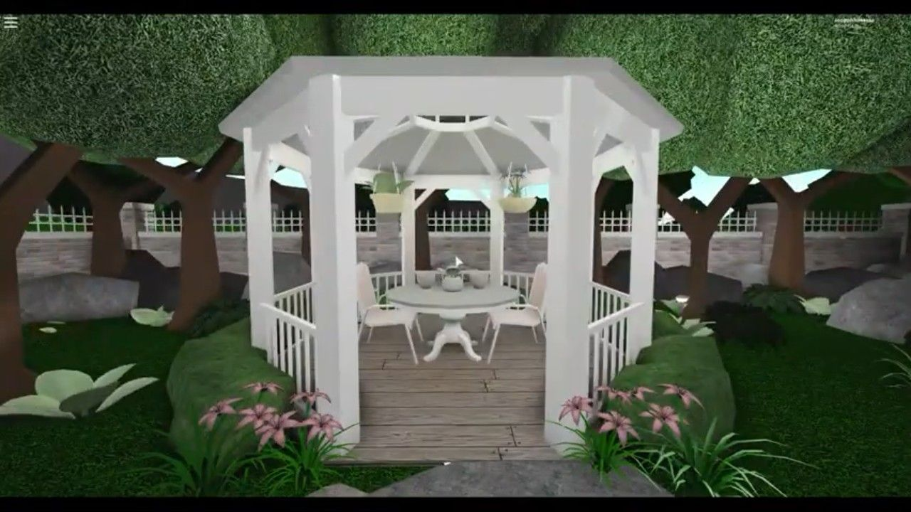 27 Bloxburg Garden Ideas Home Building Design Unique House Design Tiny House Layout